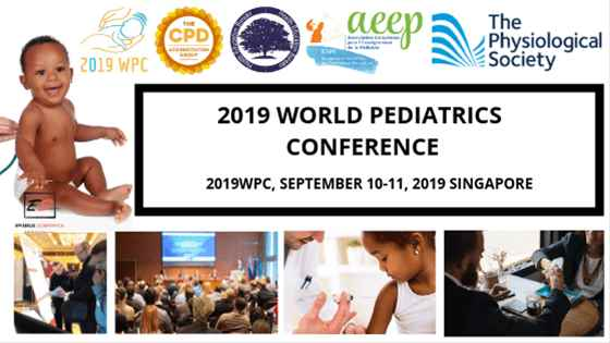 Welcome to World Pediatric Conference